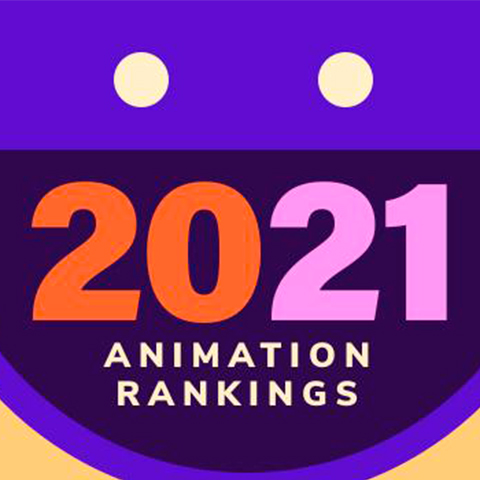 TAW is ranked 4th-best Animation School in the World by Animation Career Review, 2021